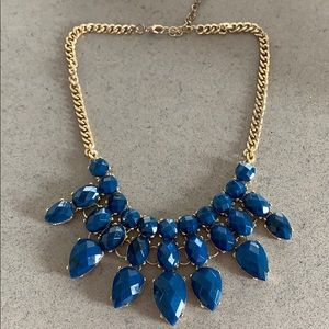 Jewelry - Necklace (Gold/Navy)